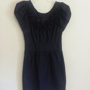The Limited Ruffle Dress